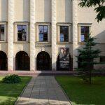 Fotografia - Fronton WBP w Lublinie