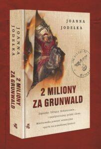 2 miliony za Grunwald - okładka