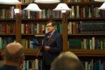 … prof. dr hab. Andrzej Wac-Włodarczyk - Członek Zarządu Towarzystwa Biblioteki Publicznej im. H. Łopacińskiego…