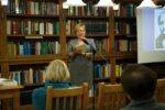 … Ewa Hadrian – Sekretarz Lubelskiego Towarzystwa Miłośników Książki