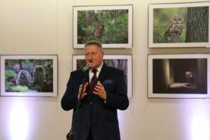 Wystąpienie Tadeusza Sławeckiego – Dyrektora Wojewódzkiej Biblioteki Publicznej im. H. Łopacińskiego