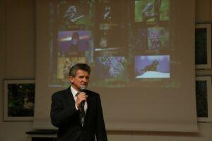 Gości przywitał dr Paweł Znamierowski - Przewodniczący Jury
