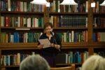 Wiersze Franciszki Arnsztajnowej zaprezentowali: prof. dr hab. Maria Juda – Zastępca Przewodniczącego Rady Naukowo-Programowej WBP im. H. Łopacińskiego…
