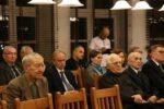 W wykładzie uczestniczył m.in. Andrzej Miskur - Dyrektor Departamentu Kultury, Edukacji i Sportu Urzędu Marszałkowskiego w Lublinie