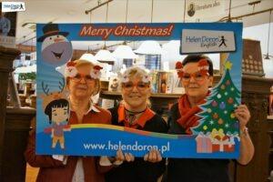 Zajęcia z języka angielskiego w Księgarni u Hieronima przygotowane przez Szkołę Helen Doron w Lublinie