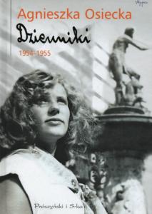 4. Agnieszka Osiecka, Dzienniki 1954-1955