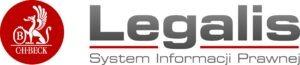 Logo Legalis System Informacji Prawnej