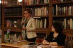 Spotkanie prowadziła Ewa Hadrian (Dział Informacji i Promocji)