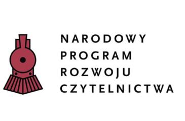 narodowy program czytelnictwa logo
