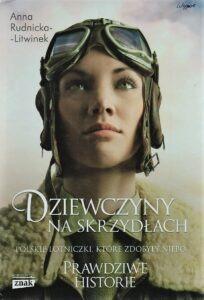 Anna Rudnicka-Litwinek, Dziewczyny na skrzydłach okładka książki