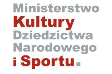 MKDNiS logo ministerstwo kultury dziedzictwa narodowego i sportu