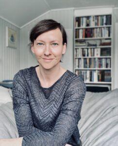 Ilona Wiśniewska - autoportret
