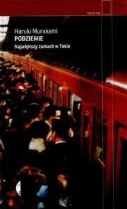 7. Haruki Murakami, Podziemie