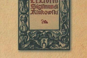Klukowski Zygmunt. Książka ma dziwny urok